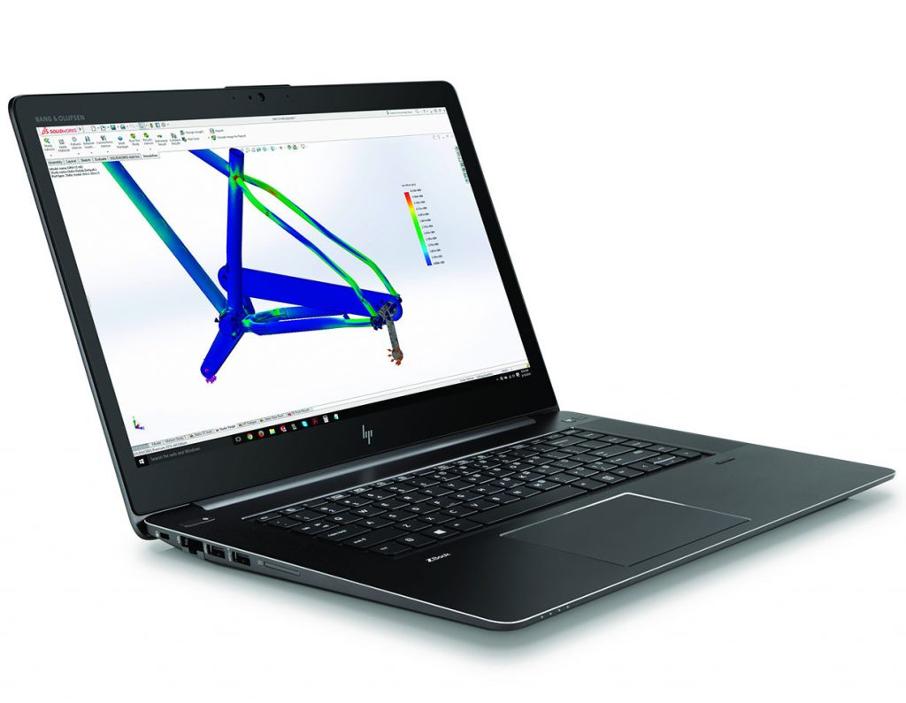 HP Announces the World's Most Secure Mobile Workstations for Digital Reinventors - the HP ZBook