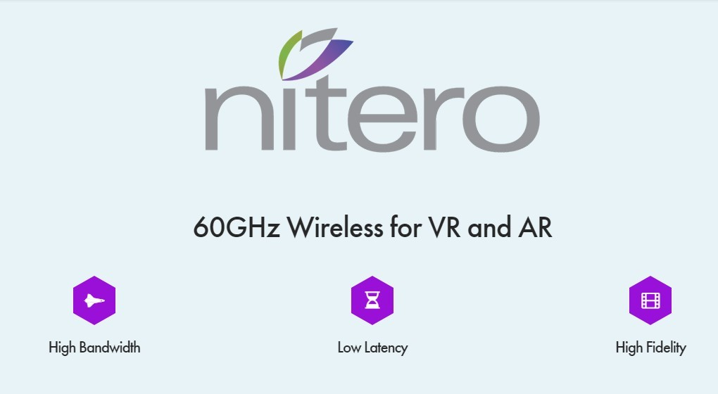 AMD Acquires Wireless Virtual Reality IP from Nitero