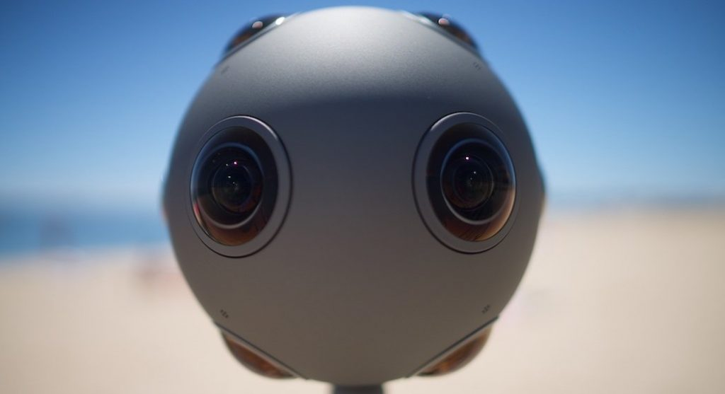 Nokia announces next-generation technologies for the advancement of virtual reality with 'OZO Reality' vision and partner ecosystem