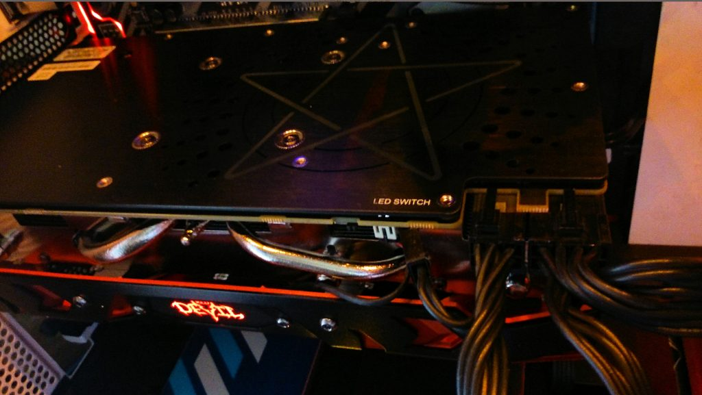 PowerColor RX 580 Red Devil and Red Devil Golden has been spotted