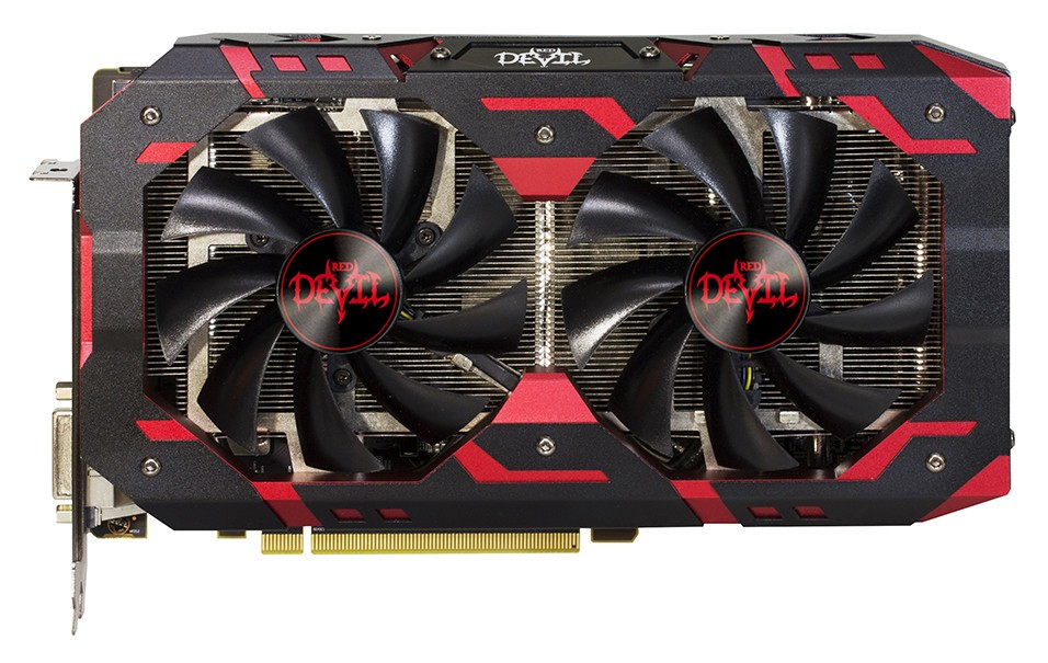 PowerColor Announces the Radeon RX 580 Red Devil and Red Dragon Graphics Cards