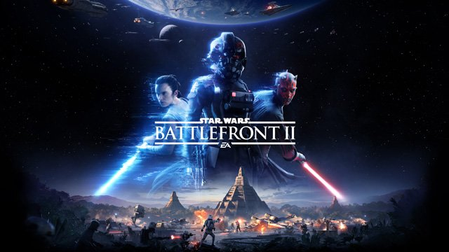 Star Wars Battlefront II's first officially trailer has been released