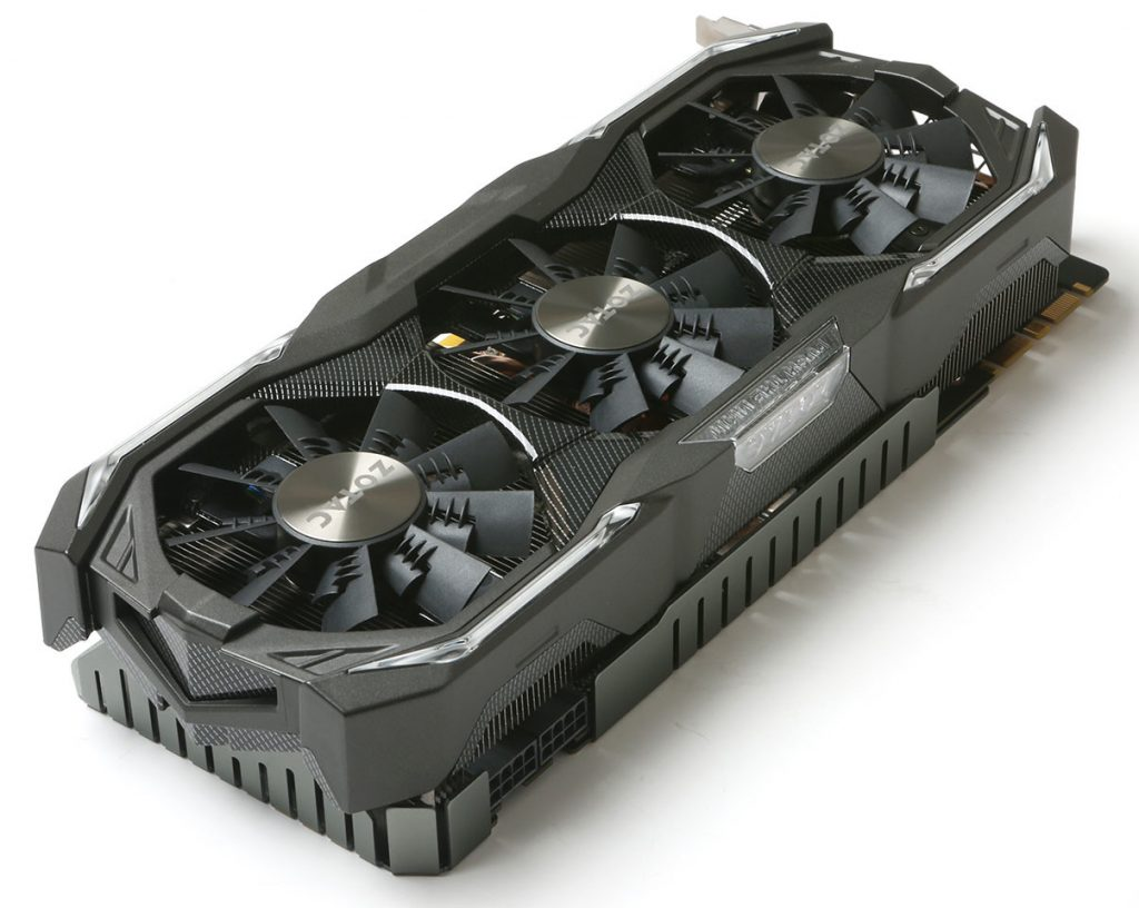 ZOTAC Intros the GeForce GTX 1080 AMP! Extreme+ and ZOTAC GTX 1060 AMP+ with 11 Gbps and 9Gbps Memory