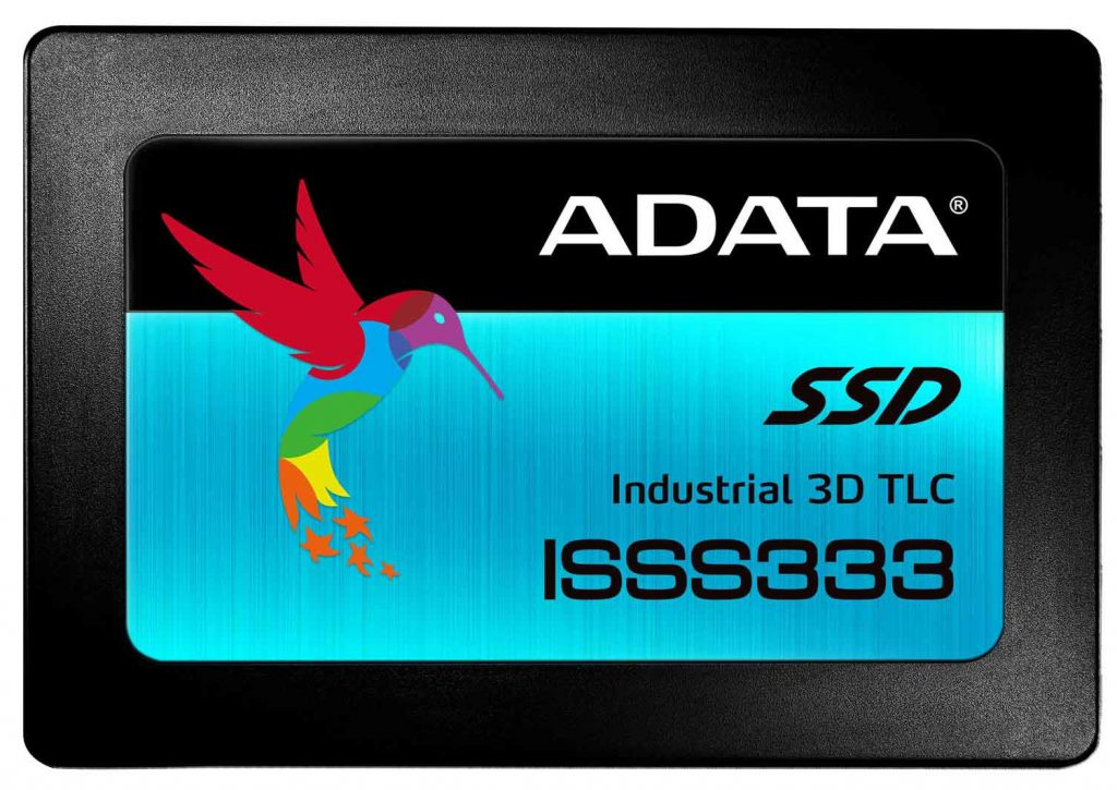ADATA Launches ISSS333 Industrial-Grade Solid State Drives