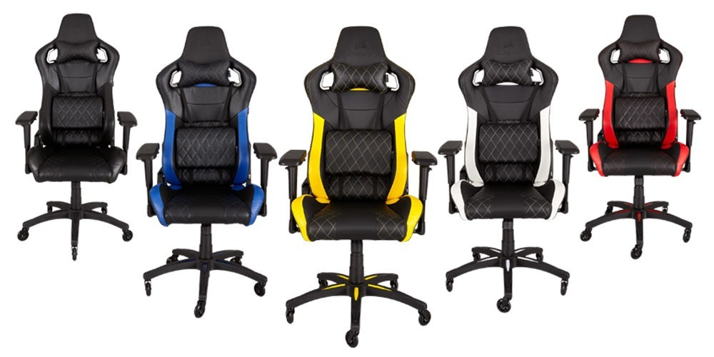 CORSAIR Launches T1 RACE Gaming Chair