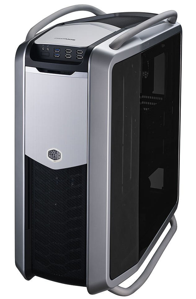 Cooler Master Announces COSMOS II 25th Anniversary Edition Case