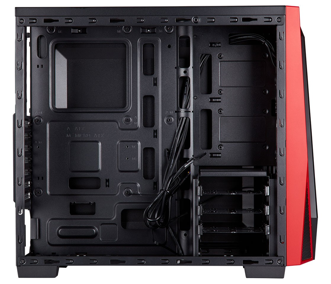 Corsair Launches Carbide Series Spec 04 Mid Tower Gaming Case