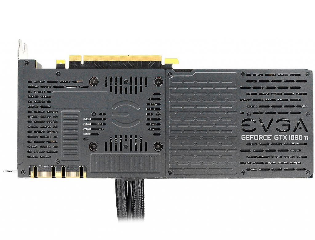 EVGA Launched the GeForce GTX 1080 Ti SC2 HYBRID