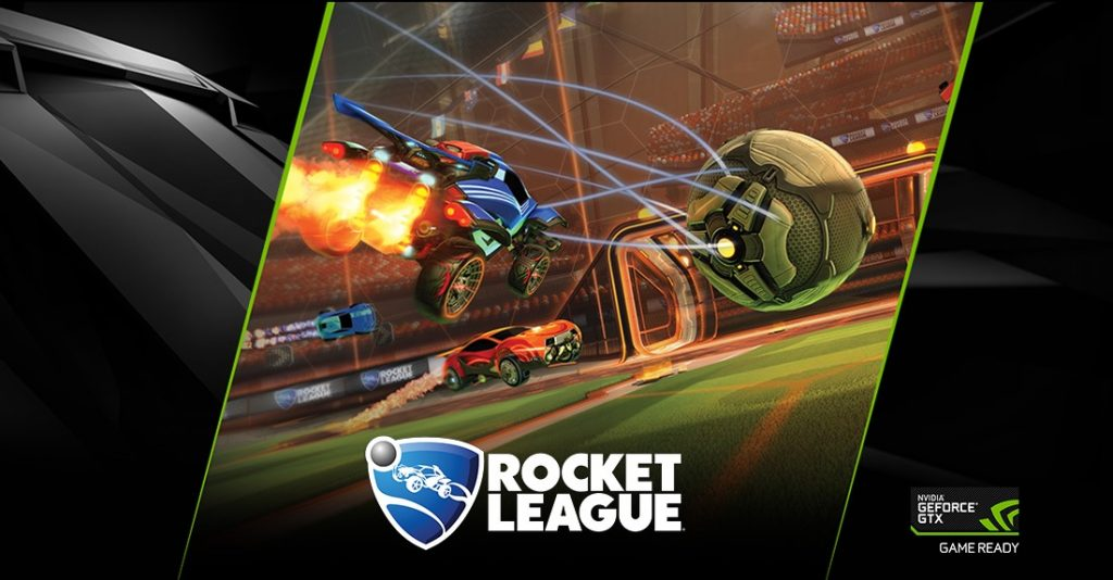 Get a Copy of Rocket League with Every GeForce GTX 1060 or 1050 GPU
