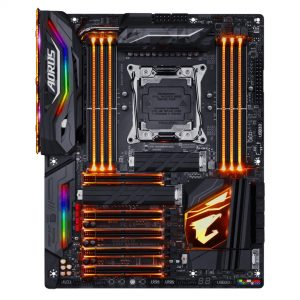 GIGABYTE Unveils the X299 AORUS Gaming Motherboards