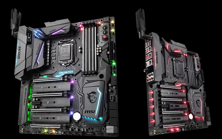MSI Announces the Z270 GODLIKE Gaming Motherboard
