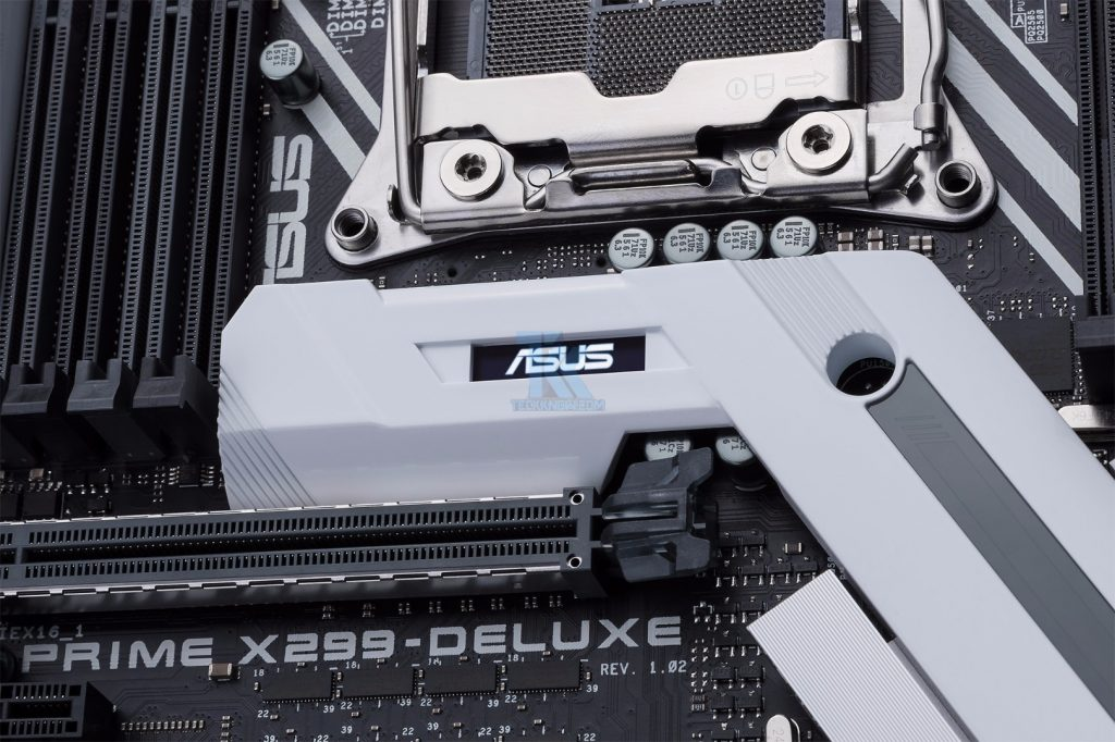 ASUS Introduces New X299 Based Motherboards