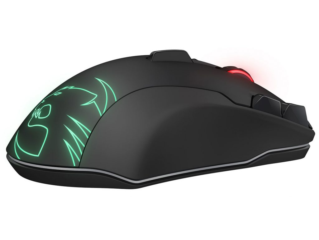 Roccat Announces Availability of the Leadr Wireless Gaming Mouse