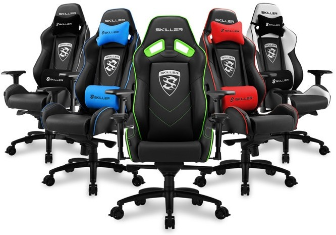 Sharkoon Introduces The Skiller Sgs3 Premium Gaming Seat