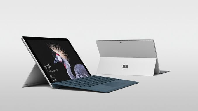 Microsoft announced the new Surface Pro