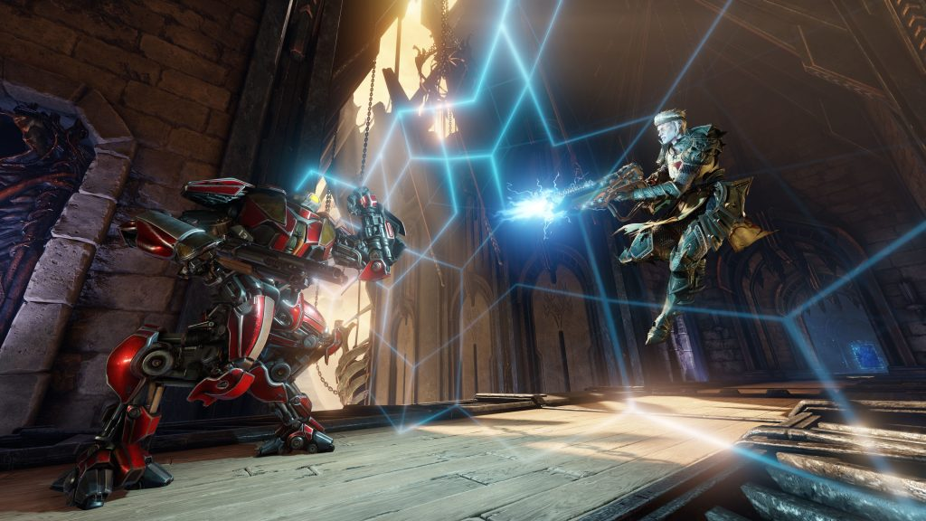 Test Your Skills - Quake Champions Large-Scale Test Starts from May 12