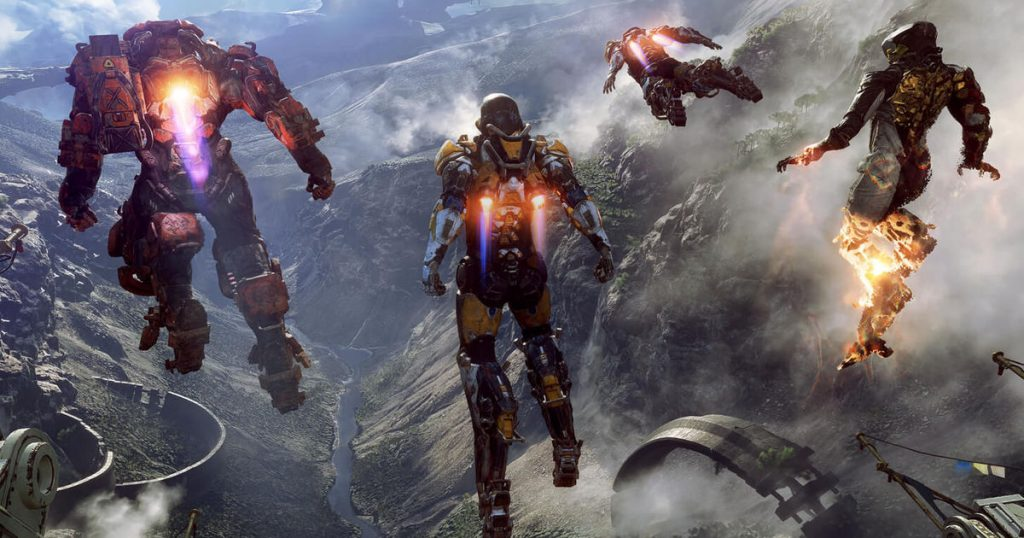 Anthem adds NVIDIA DLSS, up to 40% more performance for GeForce users