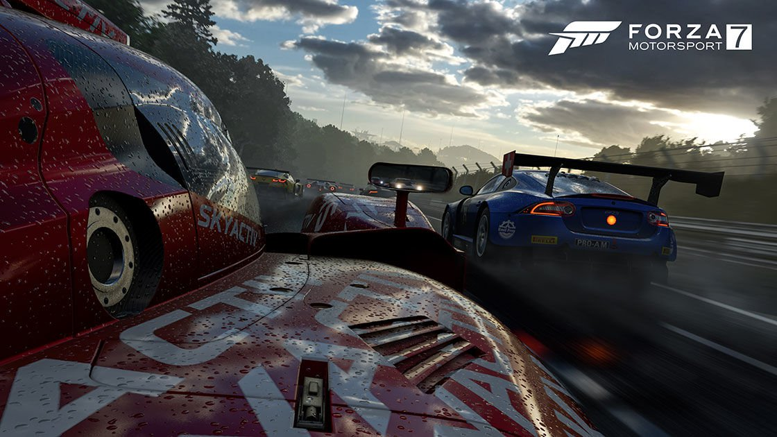 forza motorsport 7 39 s pc system requirements. Black Bedroom Furniture Sets. Home Design Ideas