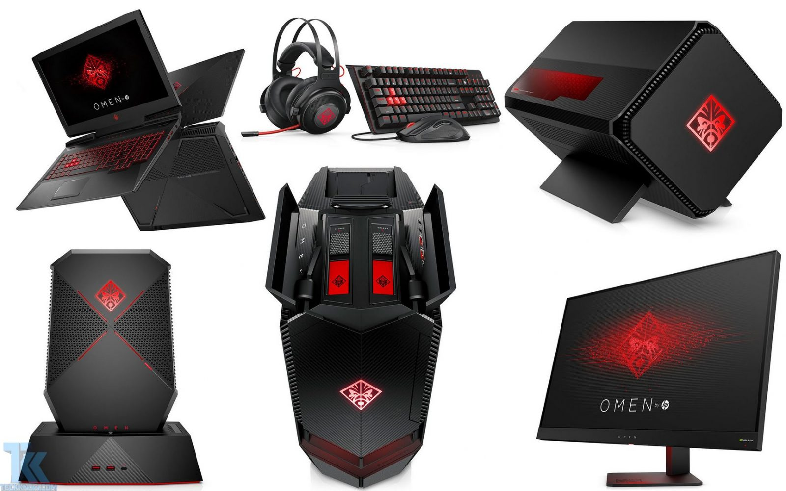 9b39c72b24f Every inch inside and out of the new OMEN PCs, displays and accessories are  packed with features designed to target the needs of gamers around the  world, ...
