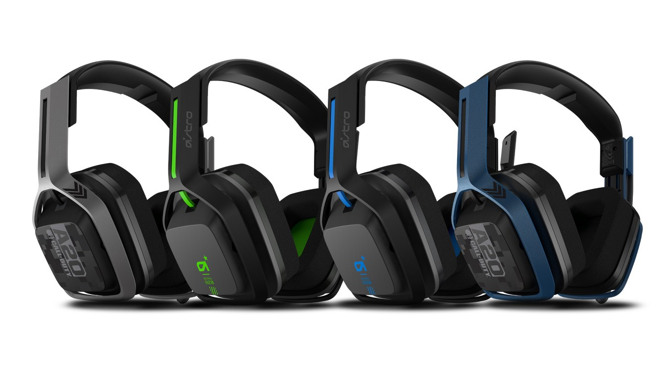 96029b15114 The companion to the studio's recently released ASTRO A10, the ASTRO A20  Wireless Headset is a robustly featured wireless audio solution designed to  make ...