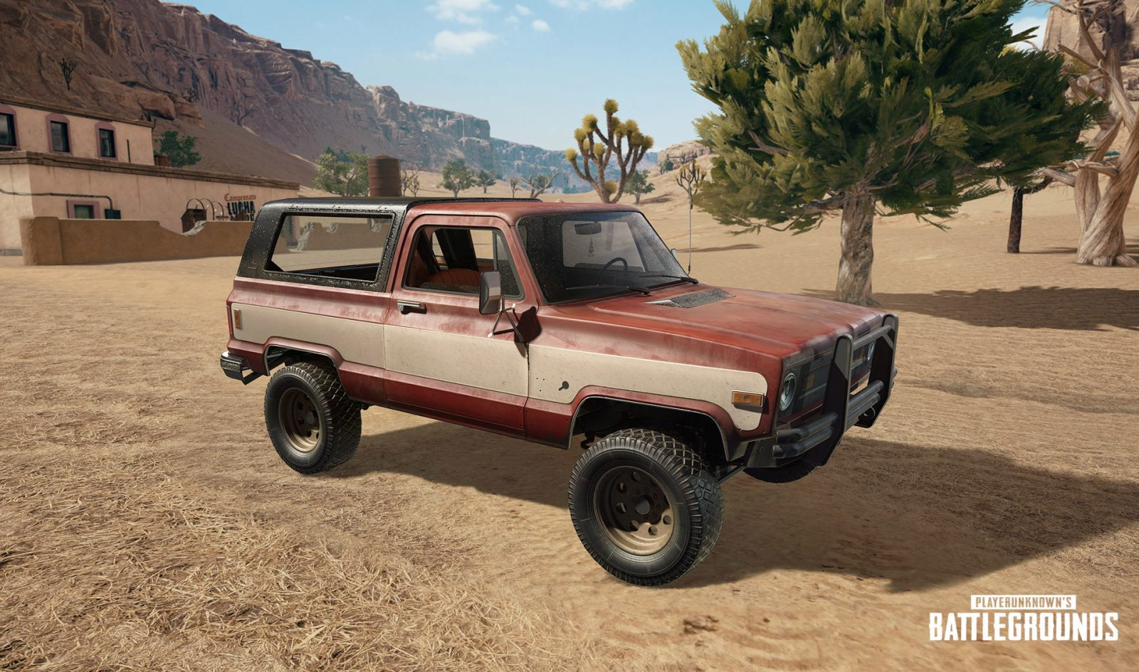 Pubg Buggy Wallpaper: NVIDIA Exclusive: PUBG Desert Map Gets A New Weapon, The