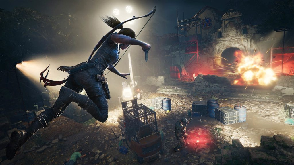 Shadow of the Tomb Raider's official PC system requirements