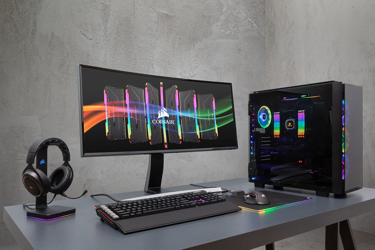 corsair m65 pro rgb software