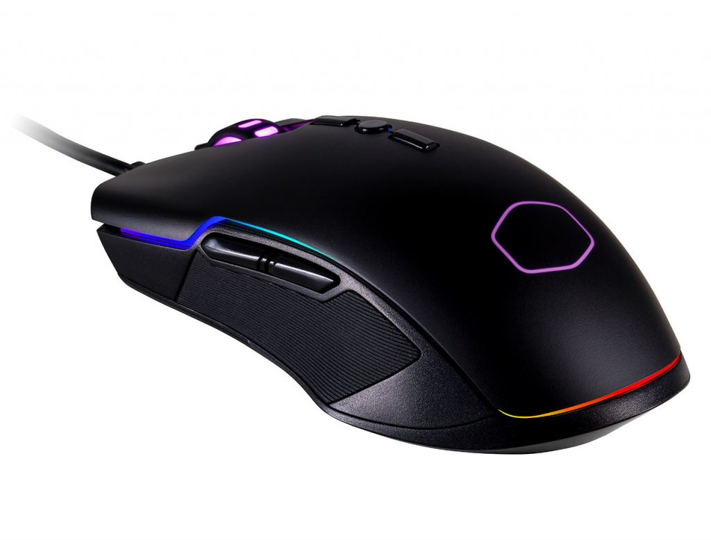 Cooler Master Announces the CM310 Gaming Mouse
