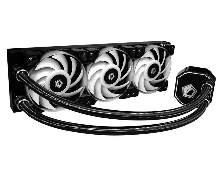 ID-Cooling Announces DASHFLOW 360 AIO Liquid CPU Cooler