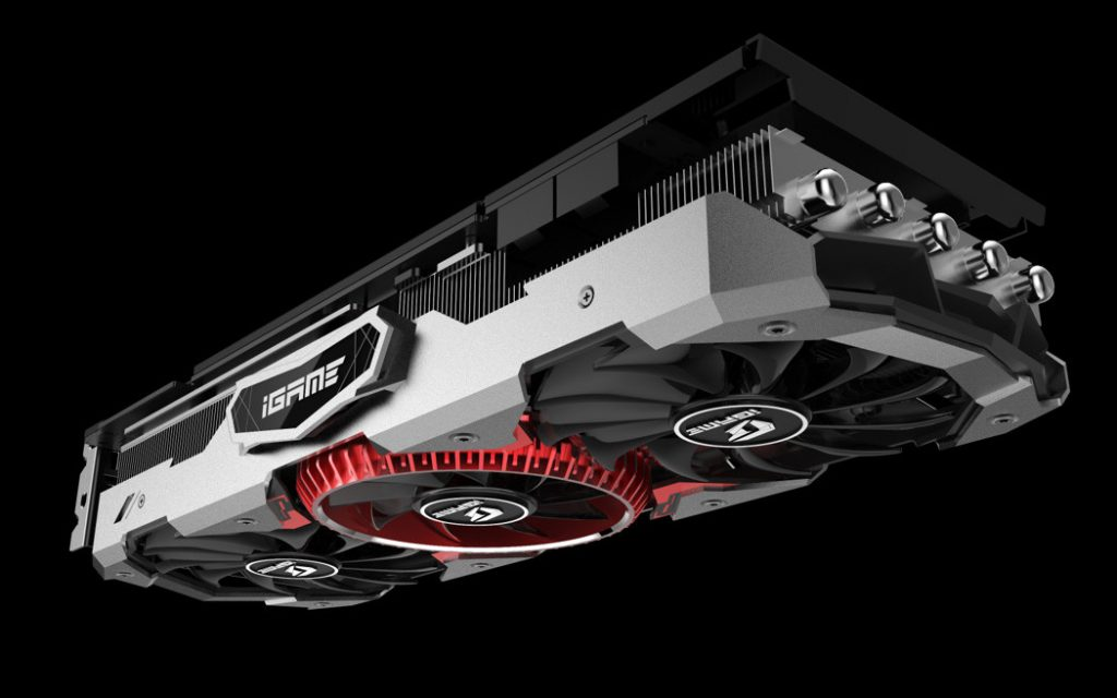 COLORFUL Adds NVIDIA GeForce RTX 2080 Ti & RTX 2080 Into AD Series