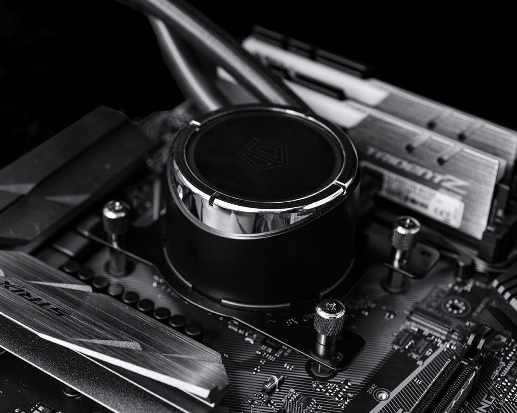 ID-Cooling Releases ZOOMFLOW 240 AIO Liquid Cooler