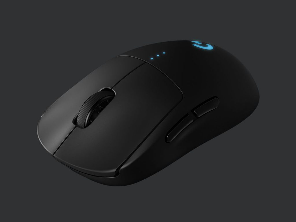 Logitech Announced the Logitech G PRO Wireless Gaming Mouse a Proven Winner