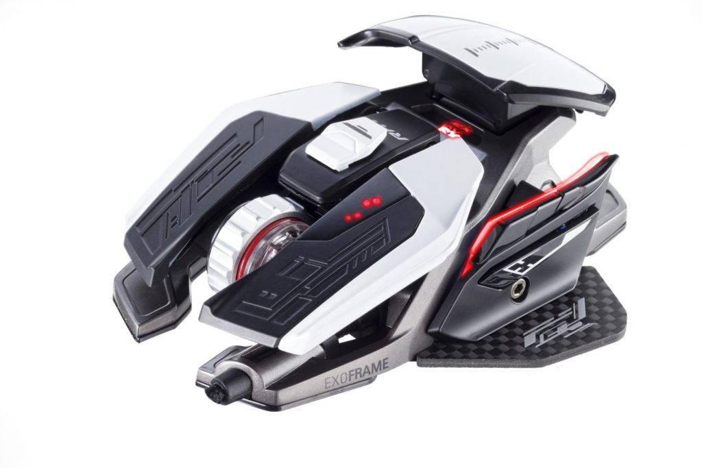 MAD CATZ Announces All-New Range of Products, Including Iconic R.A.T. Gaming Mice