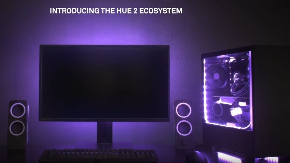 NZXT Announces the HUE 2 Family of RGB LED Accessories