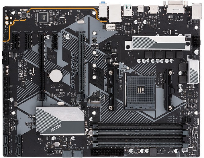 ASUS Launches AMD B450 Series Motherboards