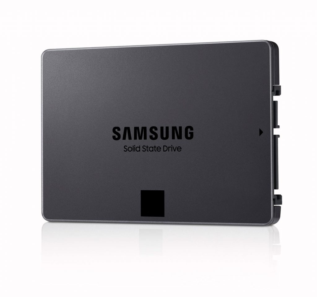 Samsung starts Mass Production of QLC Consumer SSDs, 1 TB, 2 TB, 4 TB with over 520 MB/s Read/Write