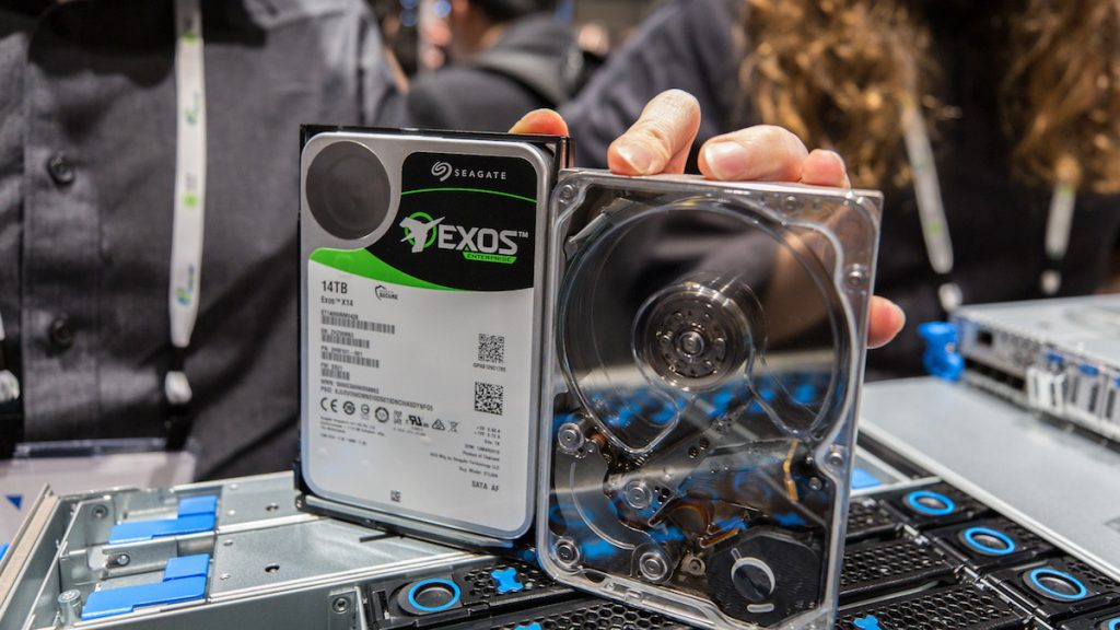 Seagate MACH.2 Multi Actuator Tech Enables 480MB/s Speed on HDDs