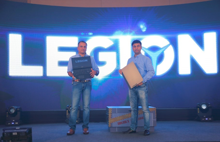 Lenovo refreshes Legion gaming brand with redesigned, re-engineered and re-imagined new offerings