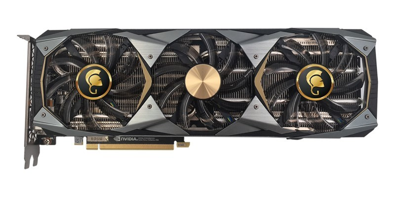 Manli Announces GeForce RTX 2080 Ti and RTX 2080 Gallardo Series Graphics Cards