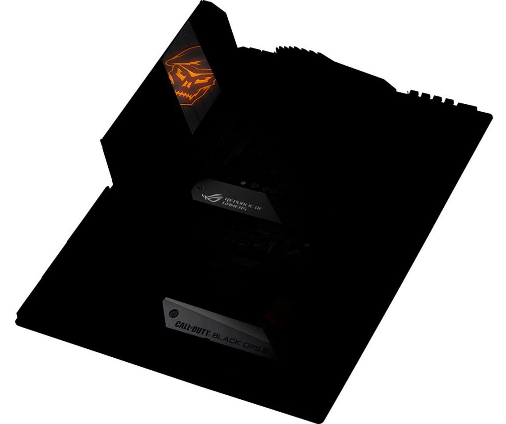 ASUS ROG Announces Limited Edition Call of Duty: Black Ops 4 Products