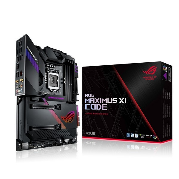 ASUS Announces Z390 Series Motherboards