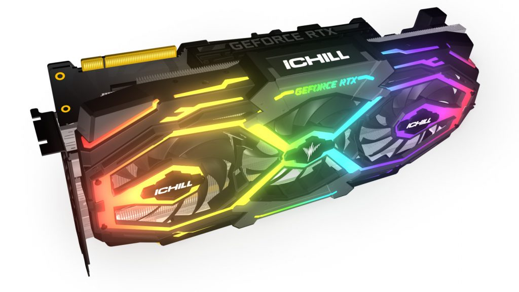INNO3D Announces New iCHILL 3X Cooling Solution - User-Swappable Dual or Triple Fan Cooling Solution