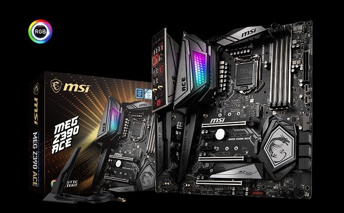 MSI Announced its Z390 Motherboards