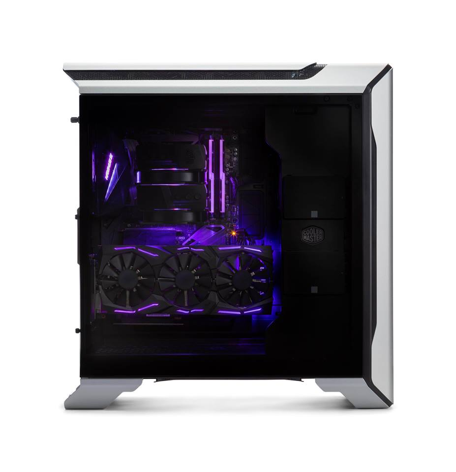 Cooler Master announces the availability of MasterCase SL600M