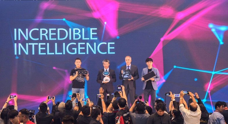 ASUS Presents Versatile Lineup of Business, Home and Gaming Products at Incredible Intelligence 2018