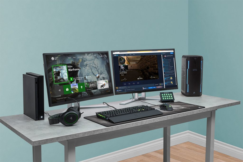 CORSAIR Announces Support for Xbox One with Gaming Keyboards and Mice