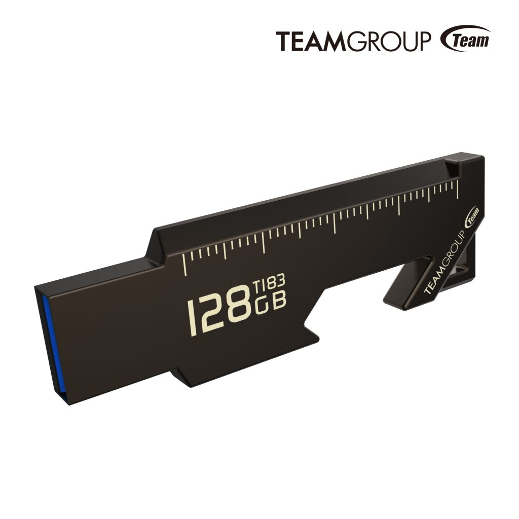 TEAMGROUP Launches Multiple USB Drives with Unique Features. The T183 Tool USB Drive Has Won Two Major Awards