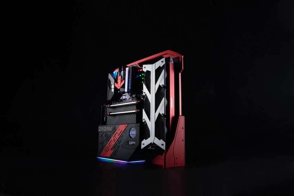ZADAK Introduces the 2018 SHIELD II Water Cooled PC