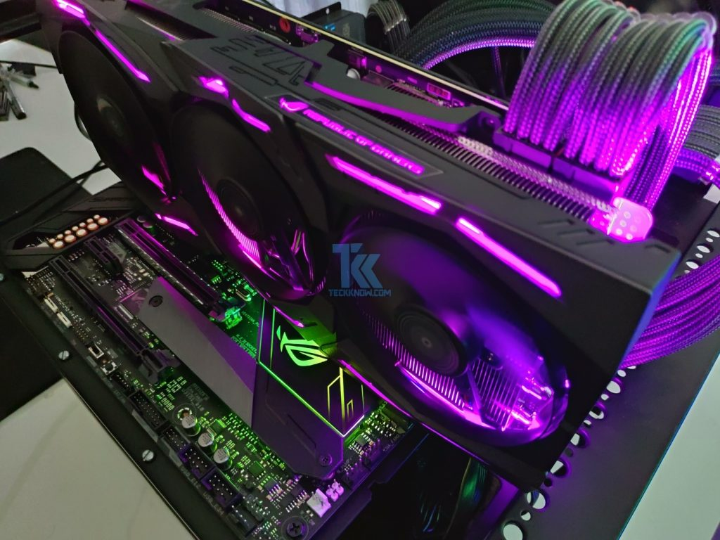 ASUS ROG STRIX RTX 2080 and RTX 2080 Ti Review