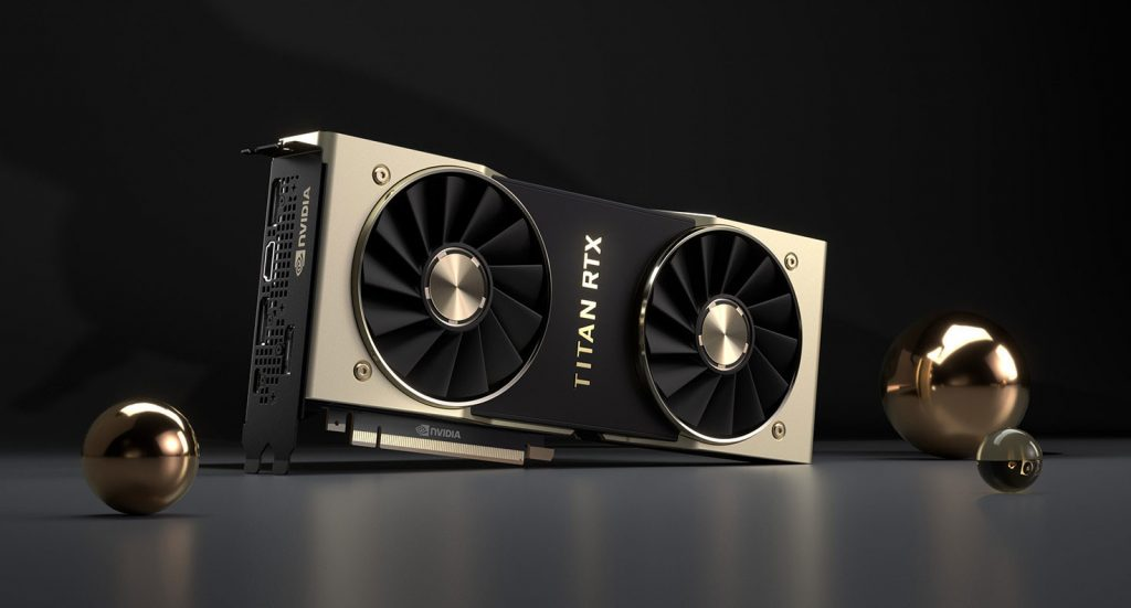 NVIDIA Intros the TITAN RTX Graphics Card at ,499